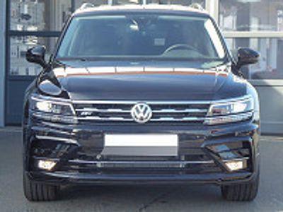 usata VW Tiguan Allspace Comfortline R-line 4motion Tsi D