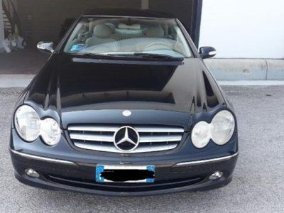 used Mercedes 170 CLK CDIcavalli Elegance coupè