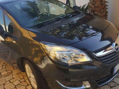 usata Opel Meriva 1.4 Turbo 120CV GPL Tech Innovati