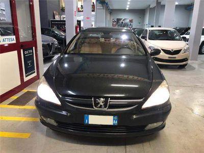 second-hand Peugeot 607 2.2 HDi FAP Titanio