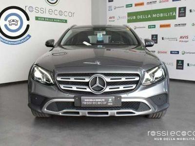 usata Mercedes E220 S.W. 4Matic Auto Business Sport All-Terrain
