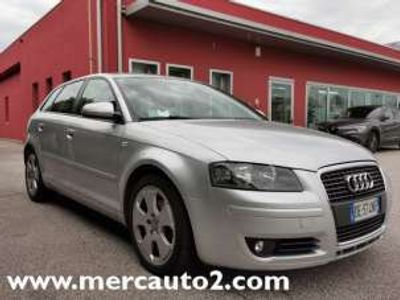 usata Audi A3 2.0 16V TDI Attraction Diesel