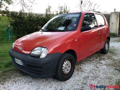 second-hand Fiat Seicento 1.1i cat S usato