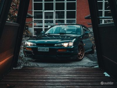 usata Nissan 200 SX Silvias14a