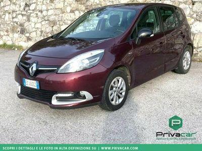 usata Renault Scénic ScénicXMod 1.5 dCi 110CV Start&Stop Limited