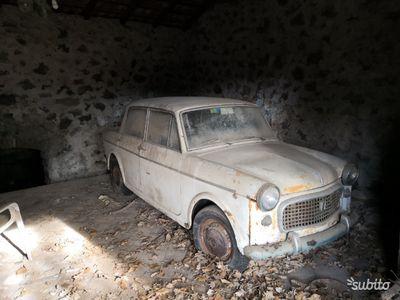usata Fiat 1100D 1962 da restaurare - Anni 60
