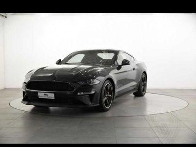 usata Ford Mustang GT Coupé Fastback 5.0 V8 TiVCT Bullitt del 2019 usata a Roma