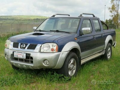 usata Nissan Navara 2.5 di catenanuova - 2003