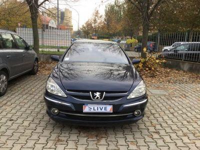 used Peugeot 607 2.2 HDi FAP Avorio rif. 10974856