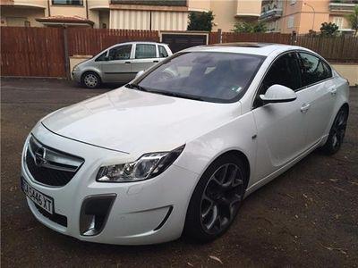 usata Opel Insignia 2.8 Turbo 4x4 325cv 4 Porte Opc Usato