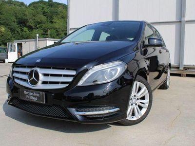 brugt Mercedes B180 ClasseCDI BlueEFFICIENCY Executive del 2012 usata