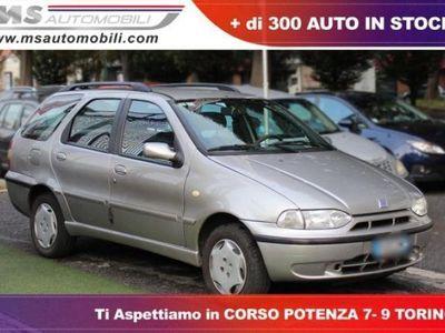 brugt Fiat Palio 1.9 diesel Weekend Unicoproprietario
