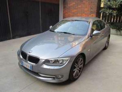 usata BMW 320 d Coupé Futura automatica euro 5 doppi cerchi