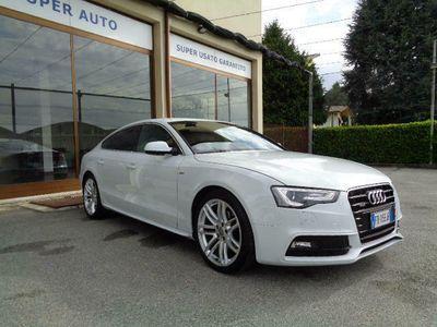 usata Audi A5 SPB 2.0 TDI 190 CV clean diesel quattro S-line