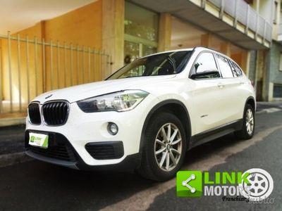 usado BMW X1 Xdrive20d Business *UNIPRO*FATTURABILE