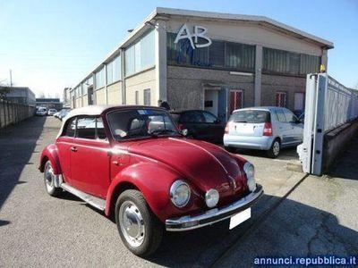 brugt VW Käfer Maggiolone TypCabriolet *2 PROPRIETARI* San Giuliano Milanese