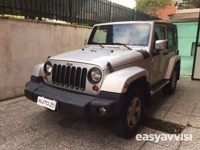 gebraucht Jeep Wrangler 2.8 CRD Sport Plus hard top rif. 10950229