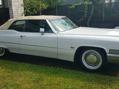 usata Cadillac Deville ano 1970