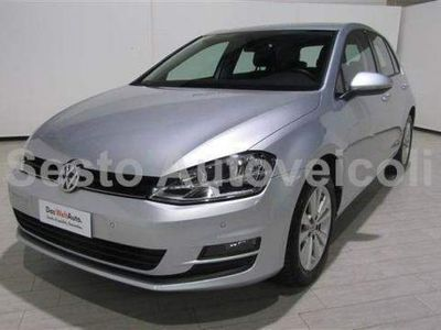 usado VW Golf 1.6 TDI 110 CV 5p. Business BlueMotion Technology