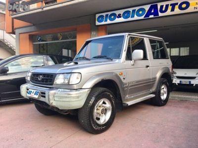 usata Hyundai Galloper usata del 2000 a Cividate Camuno, Brescia