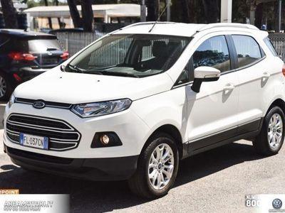 usata Ford Ecosport EcoSport1.5 tdci plus 95cv e6