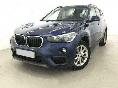 usata BMW X1 Sdrive18d Clima/navi/led