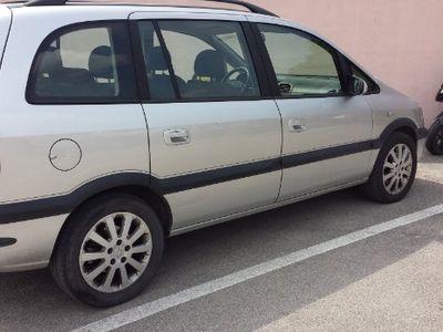 usata Opel Zafira 2ª 2.2 08/ 2003