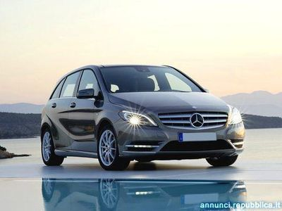 usata Mercedes B200 c Sport Benzina/Metano