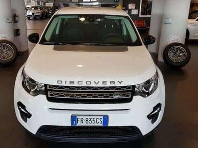 usata Land Rover Discovery Sport 2.0 TD4 150 CV Pure - SEMINUOVA - GARANZIA rif. 14978347
