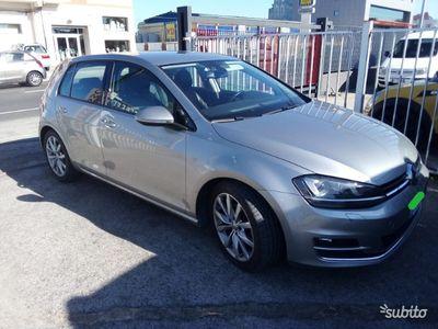 usata VW Golf 2.0 fine 2012