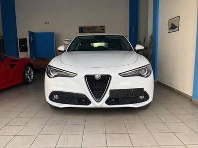usata Alfa Romeo Stelvio 2.2 Turbodiesel 180 CV AT8 Q4 Su
