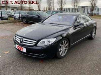 usata Mercedes CL500 FULL TUTTI GLI ACCESSORI DAL LISTINO Benzina