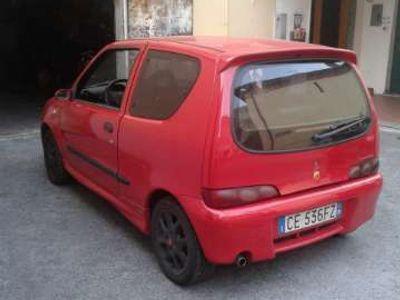 usata Fiat Seicento 1.1i cat Sporting