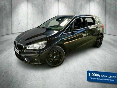 usata BMW 216 Active Tourer SERIE 2 ACTIVE TOURER d Advantage auto