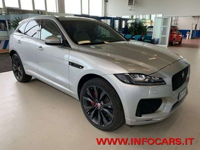 usata Jaguar F-Pace 3.0 D 300 CV AWD FIRST EDITION*PAR