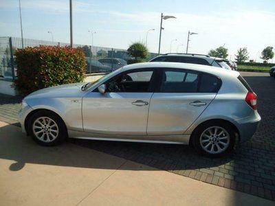 usata BMW 120 120d cat 5 porte Eletta d cat 5 porte Eletta