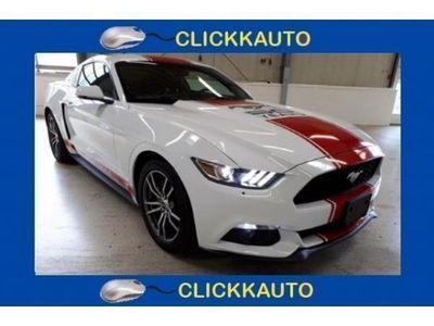 brugt Ford Mustang Fastback 2.3 ecoboost