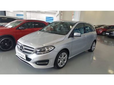 used Mercedes Vaneo B Business 2.0 CDi 136 C