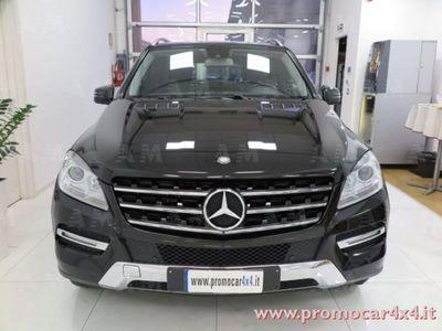 "usata Mercedes ML350 BlueTEC 4Matic Sport ""Solo 99.000 Km"""