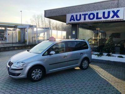 usata VW Touran 1.6 Trendline UNICOPROPRIETARIO KM REALI