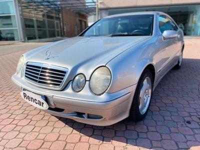 usata Mercedes CLK200 Kompressor cat Elegance