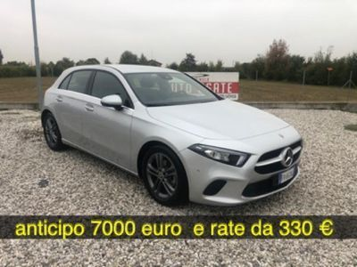 usata Mercedes A180 d Automatic Business Extra full opt