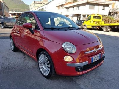 usata Fiat 500 1.2 Lounge 1200 BENZINA 69 CV