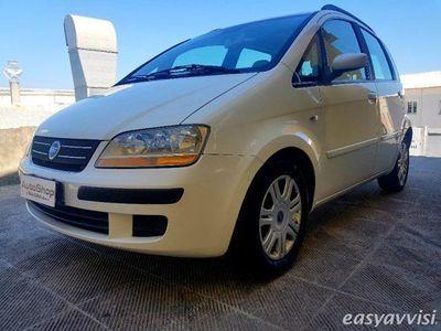 käytetty Fiat Idea 1.4 16v dynamic benzina