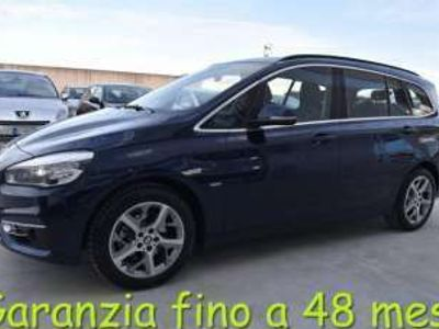 usata BMW 216 Active Tourer d Luxury *Navi,LED,Pelle,7Posti* rif. 14399318