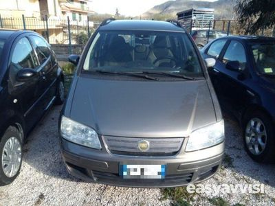 usata Fiat Idea 1.3 JTD 90CV Dynamic 5 posti