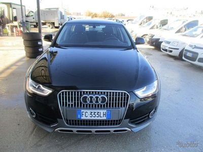 usata Audi A4 Allroad WAGON 2.0 TDI 120kW quattro S...