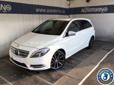 usata Mercedes B180 CLASSE BBE Premium