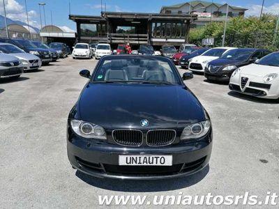 usata BMW 120 Cabriolet Serie 1 Cabrio(E88) Futura
