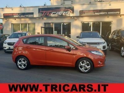 usata Ford Fiesta 1.4 5 porte Bz.- GPL Titanium UNICO PROPRIETARIO rif. 13459011